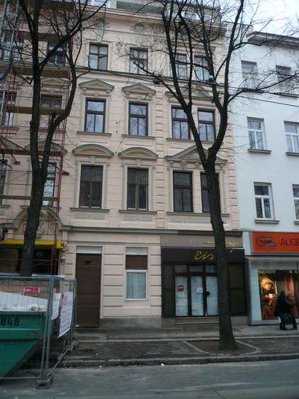 Jahrhundertwendehaus 1140 Wien Hütteldorfer Straße 157 Iiiat